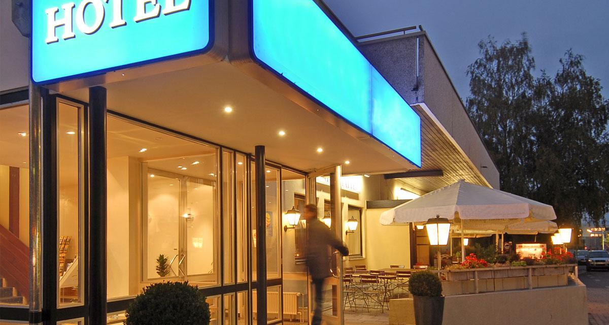 Comfort Hotel Unterfohring Restaurant